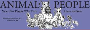 Animal People News